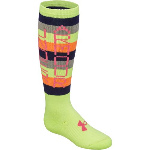 Under Armour™ Girls' Mountain Sun Over the Calf Socks