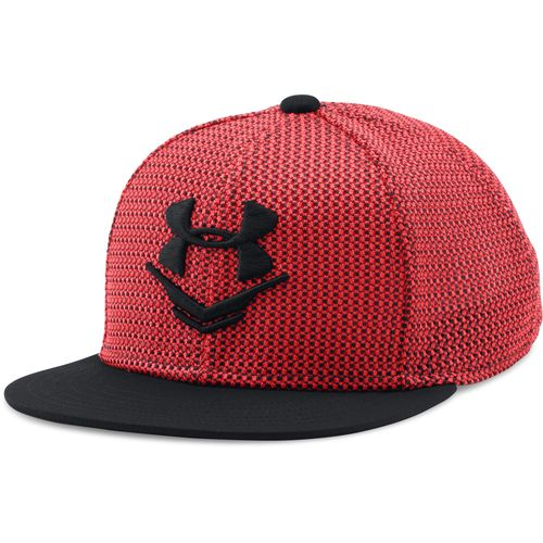 Under Armour Boys' Twist-Knit Snapback Cap