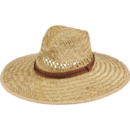 Display product reviews for O'Rageous Men's Lifeguard Straw Hat
