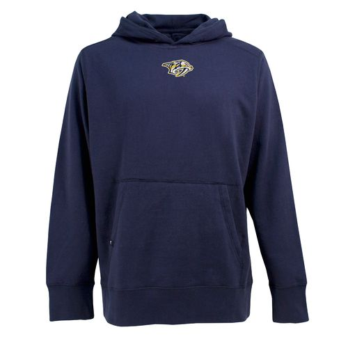 Antigua Men's Nashville Predators Signature Pullover Hoodie