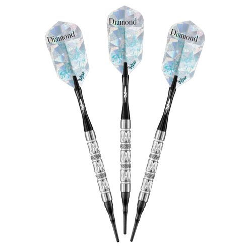 Viper Diamond 16-Gram Soft-Tip Darts 3-Pack - view number 3