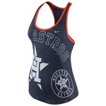 Nike Women's Houston Astros Marled Tank Top