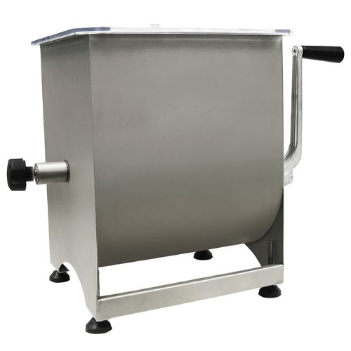 Weston 44 lb. Capacity Stainless-Steel Manual Meat Mixer - view number 1