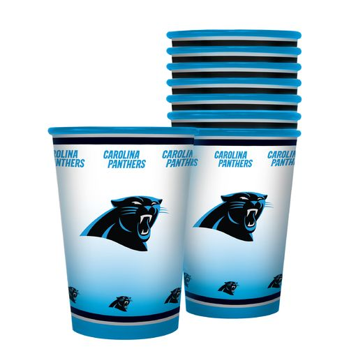 Boelter Brands Carolina Panthers 20 oz. Souvenir Cups