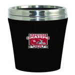 The Fanatic Group University of Alabama 2015 National Champs 16 oz. Soft Touch Tumbler
