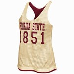 Colosseum Athletics Women's Florida State University Triple Crown Reversible Tank Top