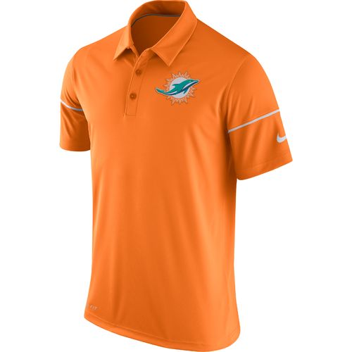 Nike Men's Miami Dolphins Team Issue Polo Shirt