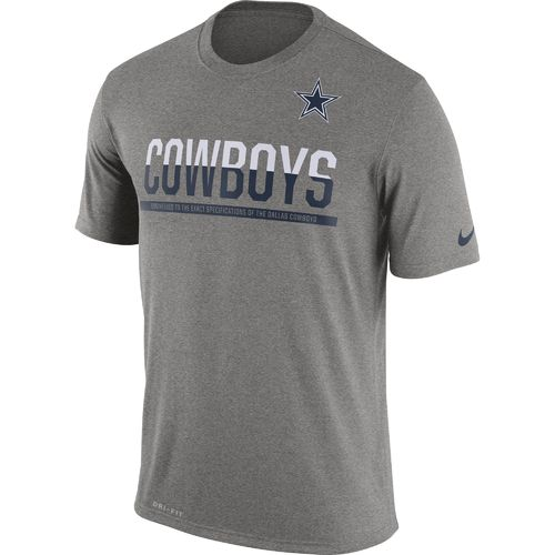 Nike Men's Dallas Cowboys Team Practice T-shirt