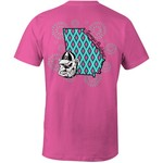 Image One Women's University of Georgia Fireworks Comfort Color T-shirt
