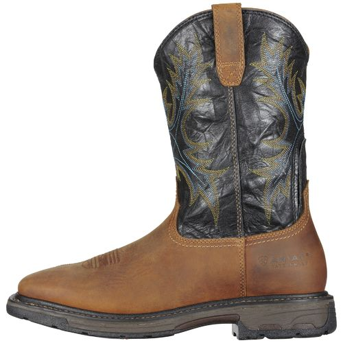 Ariat Men's WorkHog H2O Steel Toe Boots