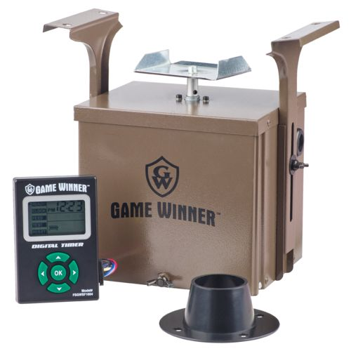 Display product reviews for Game Winner® 6V Digital Feeder Control Unit