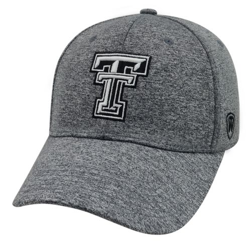 Top of the World Men's Texas Tech University Steam Cap