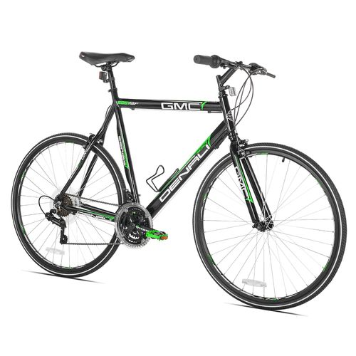 GMC Men's Denali Large Flat Bar 700c 21-Speed Road Bicycle