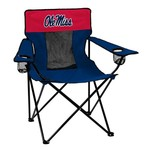 Logo University of Mississippi Elite Chair - view number 1