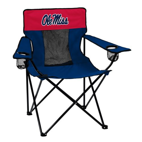 Logo University of Mississippi Elite Chair