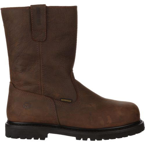 Wolverine Men's Iron Ridge II Steel Toe Work Boots - view number 1