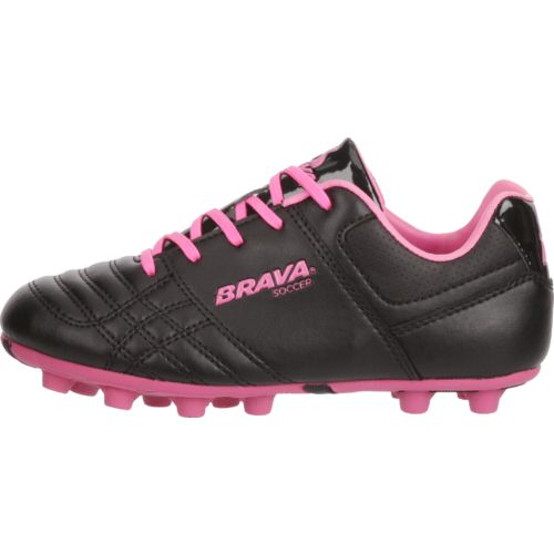 Brava Soccer Girls' Bolt II Cleats