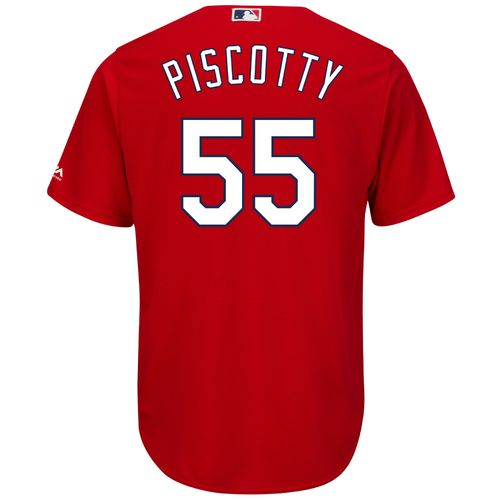 Majestic Men's St. Louis Cardinals Stephen Piscotty #35 Cool Base Replica Jersey - view number 1