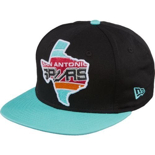 New Era Men's San Antonio Spurs 9FIFTY Snapback Cap