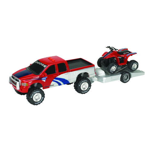 Road Rippers Sport Trailer Set