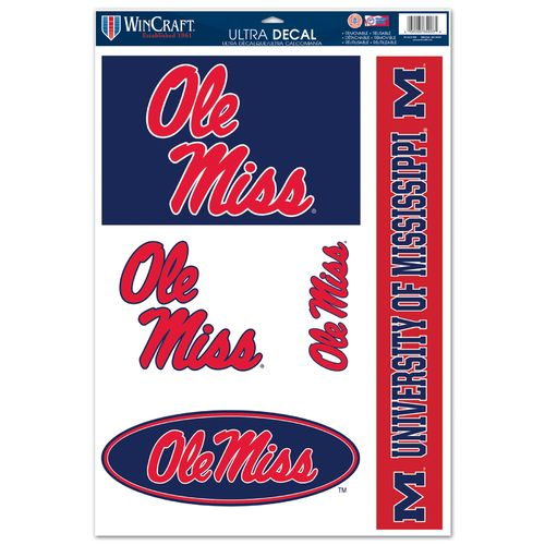 WinCraft University of Mississippi Multiuse Decal