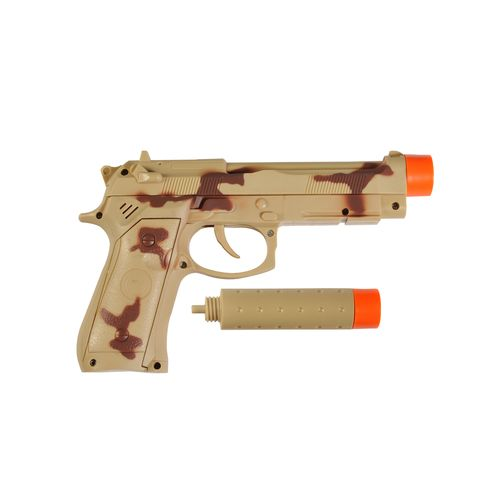 Maxx Action 9mm Toy Pistol