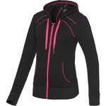 BCG™ Women's Lifestyle Heathered Full Zip Hooded Jacket