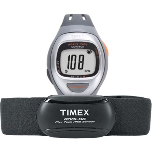 Timex Easy Trainer Heart Rate Monitor Watch