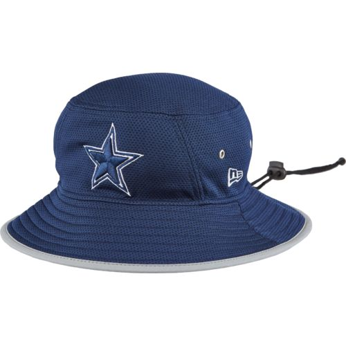 New Era Men's Dallas Cowboys On-Field Training Bucket Hat