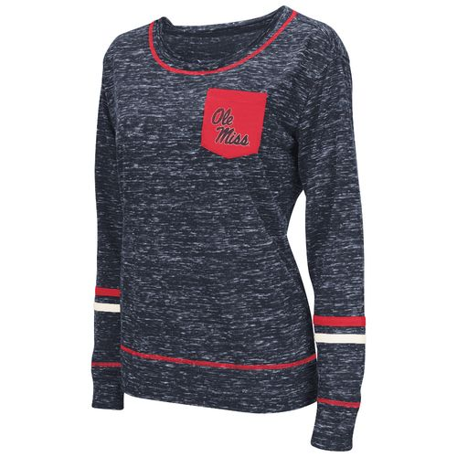 Colosseum Athletics™ Women's University of Mississippi Homies Raw