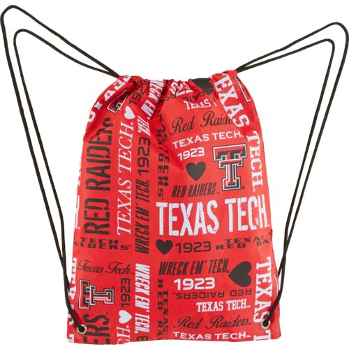 Forever Collectibles™ Women's Texas Tech University Drawstring