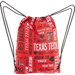 Forever Collectibles™ Women's Texas Tech University Drawstring Backpack