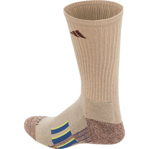 adidas Men's climalite X II Crew Socks - view number 2