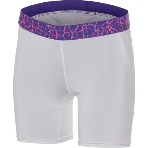 Rawlings Girls' Crackle Sliding Short