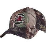 Under Armour™ Men's University of South Carolina Realtree Camo Flex Cap