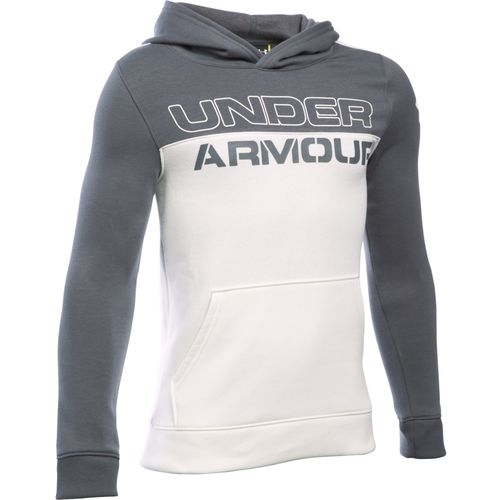 Under Armour™ Boys' Sportstyle Graphic Hoodie