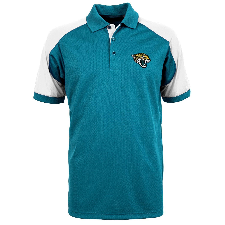 Antigua Men's Jacksonville Jaguars Century Polo Shirt