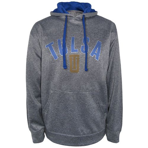 Champion™ Men's University of Tulsa Long Sleeve Pullover Synthetic Hoodie