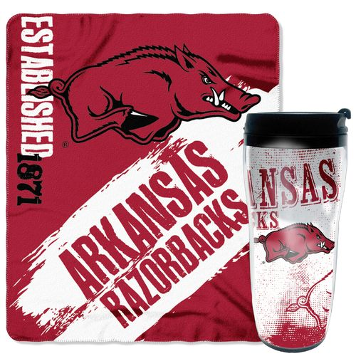 The Northwest Company University of Arkansas Mug and Snug Set