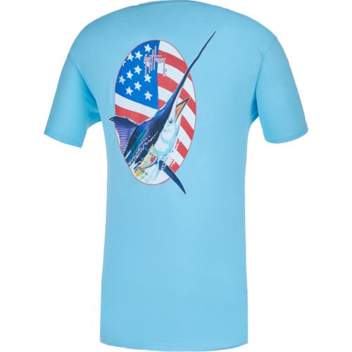 Guy Harvey Men's Merican T-shirt