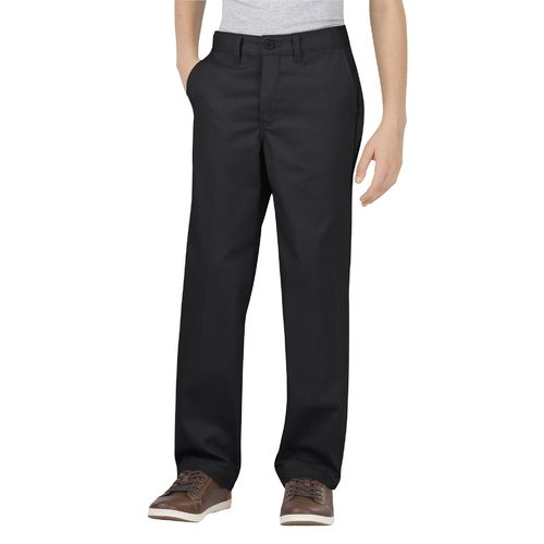 Dickies Boys' Flat Front Uniform Pant - view number 1