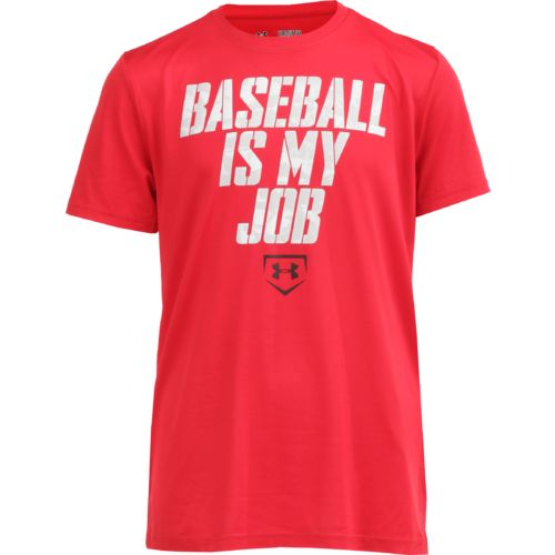 Under Armour Boys' Baseball is My Job T-shirt