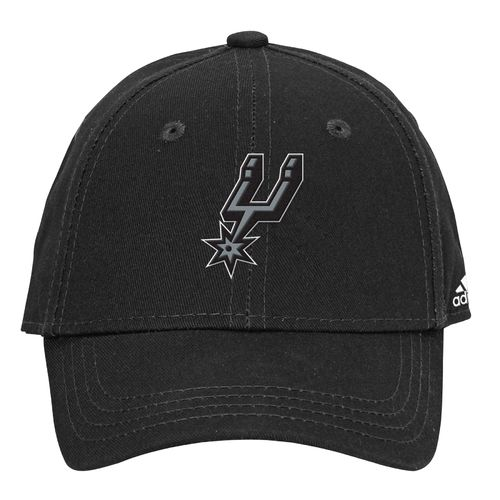 adidas™ Toddlers' San Antonio Spurs Solid Basic Structured