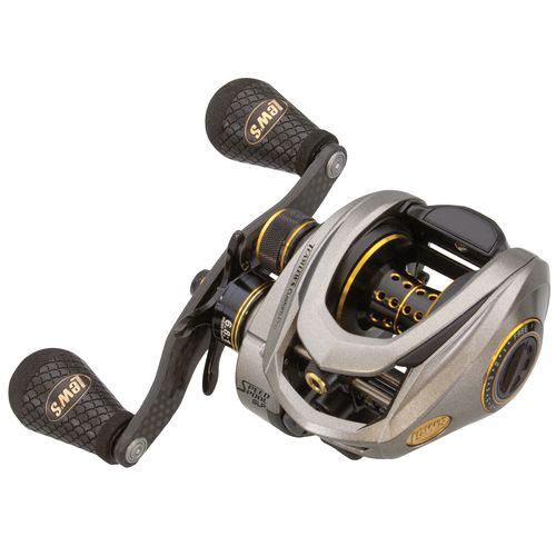 Display product reviews for Lew's® Custom Pro Speed Spool® SLP Series Baitcast Reel