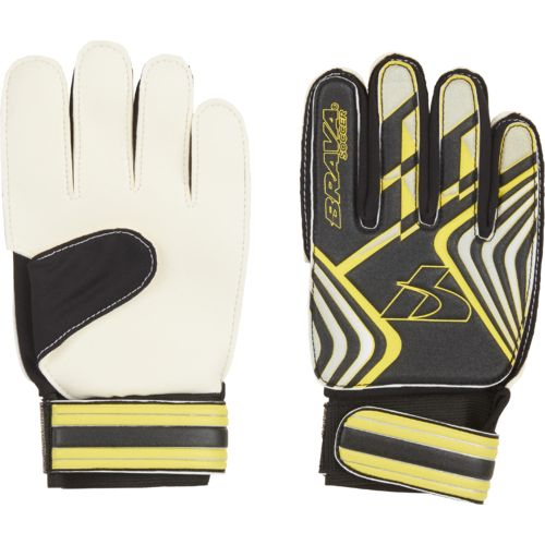 Display product reviews for Brava™ Soccer Kids' Junior Goalie Gloves
