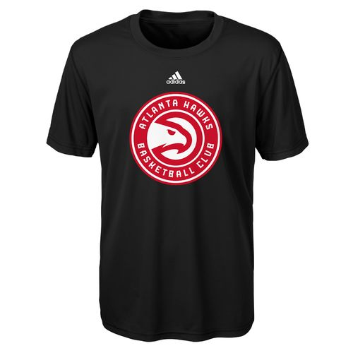 adidas™ Boys' Atlanta Hawks Primary Logo T-shirt