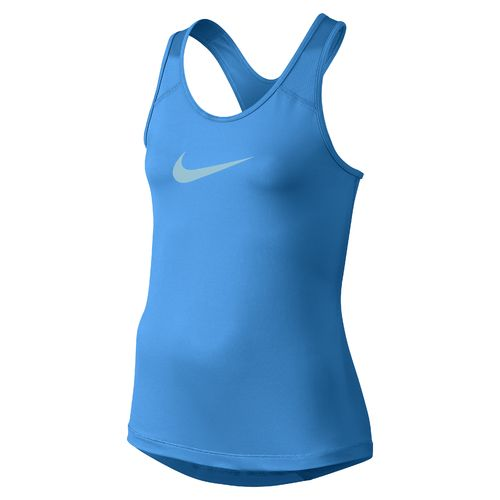 Display product reviews for Nike Girls' Pro Hypercool Tank Top