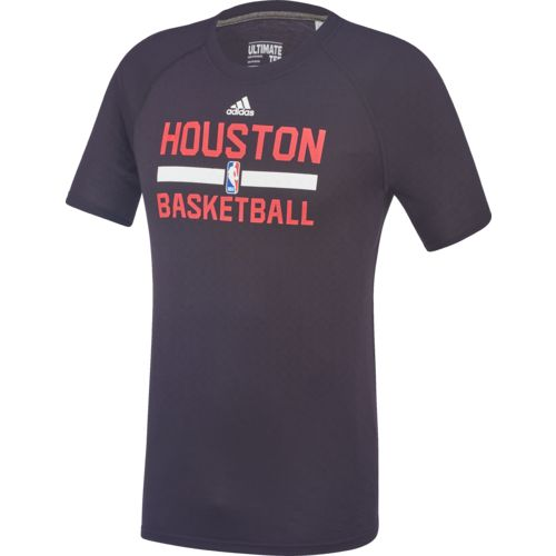 adidas™ Men's Houston Rockets Aeroknit T-shirt