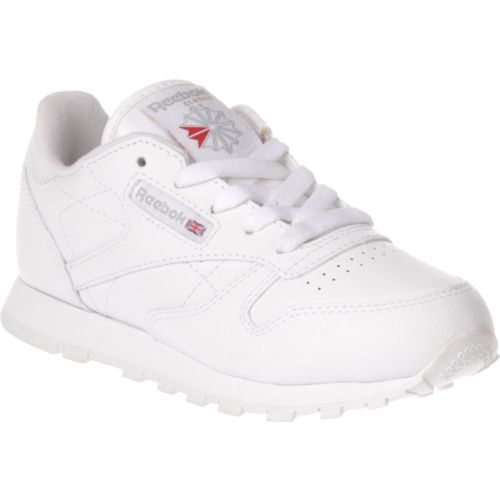 Reebok Kids' Classic Leather Running Shoes - view number 2