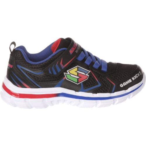 SKECHERS Boys' Nitrate Game Kicks Shoes